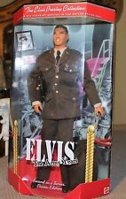 ELVIS THE ARMY YEARS THE ELVIS PRESLEY COLLECTION BARBIE DOLL  1999