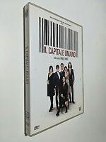 IL CAPITALE UMANO - DVD (EX NOLEGGIO) PAOLO VIRZì