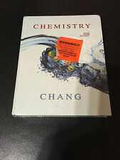 Chang Chemistry 10th edition BRAND NEW with online access card