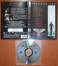 El Cuervo (The Crow) [DVD] Alex Proya, Brando Lee, Ernie Hudson, Michael Wincott