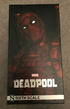 Sideshow Collectables MARVEL Deadpool sixth scale figure 100% complete