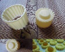 """Pineapple Tart Jam Marmalade Thumbprint Linzer Cookies Fluted Cutter mold 2"""""""