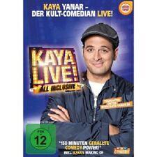 KAYA YANAR - KAYA YANAR LIVE - ALL INCLUSIVE  DVD KOMÖDIE COMEDY NEU