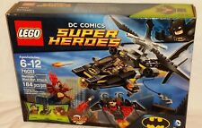 SEALED 76011 LEGO Batman: Man-Bat Attack with Nightwing Batcopter 184 pc RETIRED