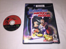 Magical Mirror Starring Mickey Mouse (Nintendo GameCube) Game in Case Nice!