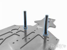Hard Coated 7075-T6 Alum. Servo Saver Shaft (For Kyosho MP9/TKI3/TKI4/ MP9E/GT3