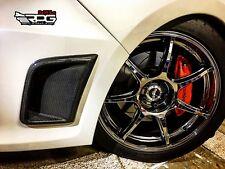 RPG Bumper Carbon Fiber Air Duct Vent for 08-14 Subaru Impreza WRX STi GRB GVF