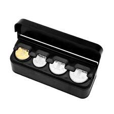 Coin Changer Dispenser Plastic Coin Storage Box Wallet Organizer Holder Taxi Car