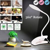 LED Tisch-Leuchte Schreibtisch-Lampe Büro Touch Leselampe Nachttisch Geschenk