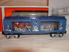 Lionel 6-83316 Santa's Sleigh Aquarium Car O 027 2016 Christmas New