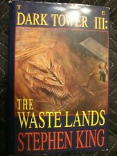 The Waste Lands, Dark Tower 3 Stephen King GRANT Hardcover True 1st Edition SK35
