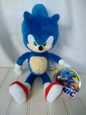 "Sonic The Hedgehog 15"" Movie Plush By Toy Factory NEW With Tags 2020"