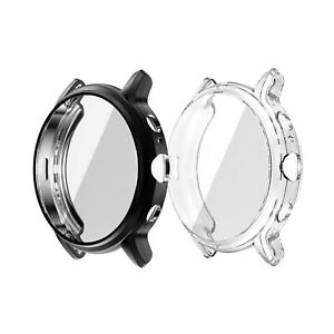 2x Watch Screen Skin Case Protector TPU Cover for Fossil Gen 5 Carlyle