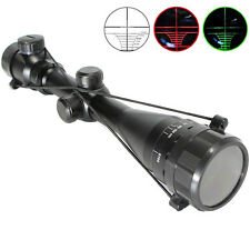 Bushnell Banner 4-16x Matte Reticle Rifle Scope Illuminated Tactical Adjustable