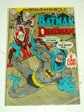 BRAVE AND THE BOLD #86 FN- (5.5) DC COMICS NEAL ADAMS NOVEMBER 1969+