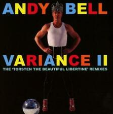 Andy Bell/Erasure Variance II: Torsten the Beautiful Libertine Remixes - CD 2016