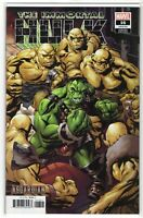 The Incredible Hulk Issue #16 Variant Cover Marvel Comics (1st Print 2019) NM