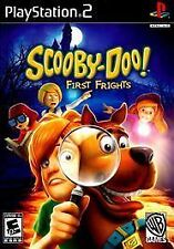 Scooby-Doo First Frights - Black Label - Complete (Sony PlayStation 2, 2009)
