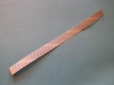 FFC A 15Pin 1.0Pitch 20cm Flachbandkabel Flat Flex Cable Ribbon OPIMA-6 SF-P101N