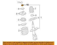 GM OEM Front Suspension-Top Nut 11516133