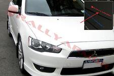 Rally Armor 07 - 15 Mitsubishi Lancer ES DE GTS Black UR Mud Flaps Kit RED Logo
