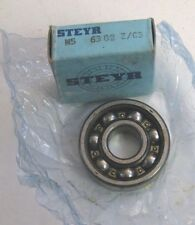 Steyr Bearing 6302zc3 Sealed On One Side Open On Other Side 15x42x13