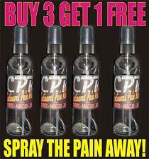 4  4oz CPR Continuous Pain Relief STOP Pain Now PK4 XPK