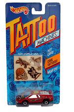 1993 Hot Wheels Tattoo Machines Road Pirate