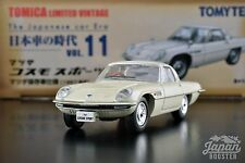 [TOMICA LIMITED VINTAGE NEO JAPANESE CAR ERA 11 1/64] MAZDA COSMO SPORT 1967