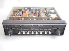 Collins Amr-350 Audio/Marker Panel (p/n 622-2087-001)