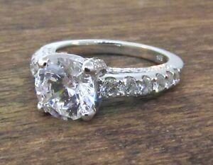 14K White Gold Diamond Engagement Ring Setting. **ONLY $990!!**