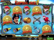 Captain Jack 2 Game By Igs Vga 25 Liner $1250 New Ask 999.95 Low Hours No Smoke!
