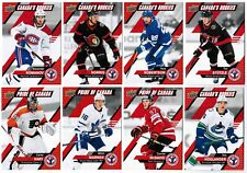 2021 UD UPPER DECK NATIONAL HOCKEY CARD DAY CANADA COMPLETE SET (17) LAFRENIERE