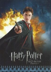HARRY POTTER AND THE HALF-BLOOD PRINCE single trading cards