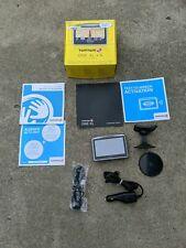 TomTom ONE XL Portable Car 4.3 LCD GPS System USA/Canada Navigator Text 2 Speech