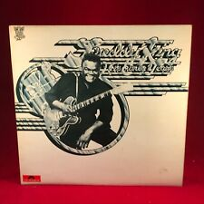 FREDDY KING His Early Years  1972 UK  Vinyl LP EXCELLENT CONDITION Freddie