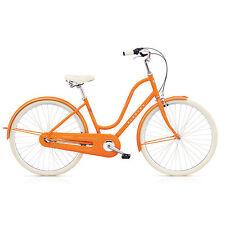 """Electra Amsterdam Original 3i Orange 3 Gang, Alu Hollandrad Retro Style 28"""" Neu"""