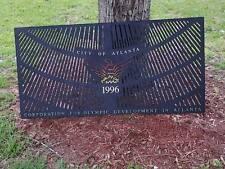 Olympic 1996 Atlanta Olympic Cast Iron Grates