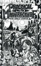 Practical Uncle Fester 3rd Ed SIGNED Drug RARE Book