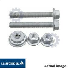 NEW REPAIR KIT WHEEL SUSPENSION FOR BMW X5 E70 S63 B44 A N52 B30 BF LEMFORDER