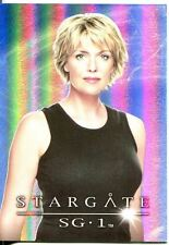 Stargate SG1 Season 9 Cast Posters Chase Card CP2
