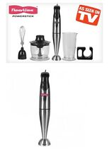 New! Powerstick Blender with Accessories Kit $80 Value 4 in 1 Kitchen Appliances