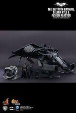 HOT TOYS Sideshow  THE BAT DLX COLL SET 1/6 -Figur MMSC002 Batman+Selina Kyle