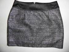 ValleyGirl Polyester Hand-wash Only Mini Skirts for Women