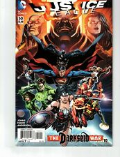 JUSTICE LEAGUE NO. 50 DC COMICS JULY 2016