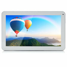 "iRULU 10.1"" A33 Google Android 6.0 Quad Core Tablet PC 8GB Wi-Fi GMS BT White"