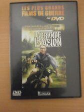 DVD - LA GRANDE EVASION - AVEC STEVE McQUEEN -  réf 18