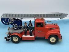 # Schuco 6080 Constr Feuerwehr Sehr Selten   (65792) Blechspielzeug Sammlung
