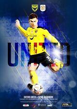 More details for oxford united v crewe alexandra 17/11/2020 (rearranged match) ltd print run