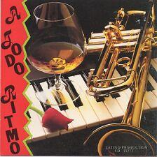 A Todo Ritmo - ULTRA RARE CD! HARD TO FIND SONGS